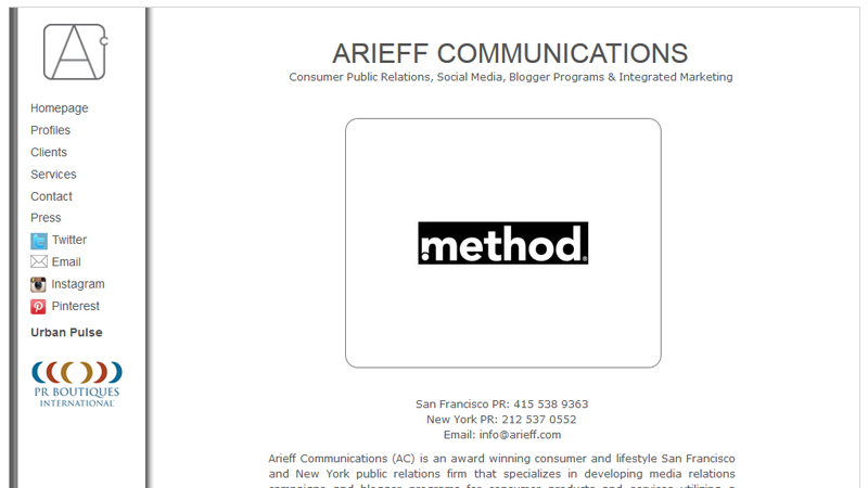 Arieff Communications