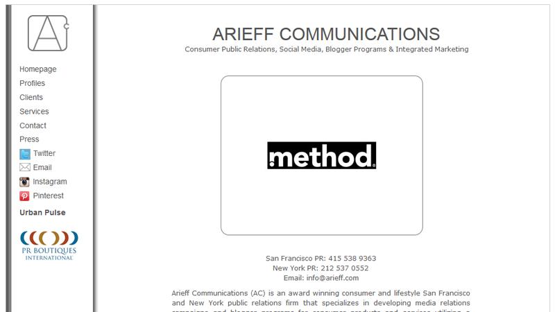 Arieff Communications