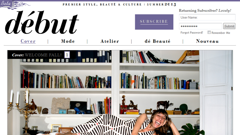 Debut Magazine